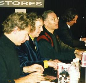 Bruford, Cross, Fripp and Wetton