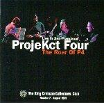 ProjeKct Four - Live in San Francisco, 1998 cover